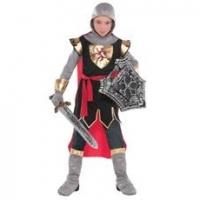 Костюм принцессы для девочки и костюм рыцаря