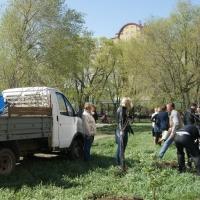 Дворы многоквартирных домов омского региона благоустроят примерно на 300 миллионов рублей