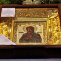 Жители Омской области смогут поклониться Чудотворной иконе «Умягчение злых сердец»