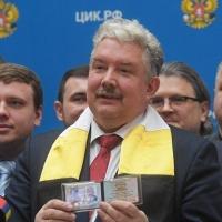 Бабурин приехал в Омск и впервые озвучил свою президентскую программу