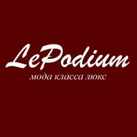LePodium: 2500 брендов класса люкс со скидкой