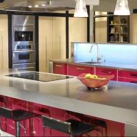 Вдохновляющие концепты кухонного дизайна-2018