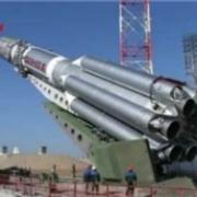 Ракета-носитель «Протон-М» готовится к запуску