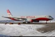 Количество авиарейсов Red Wings из Омска может уменьшиться