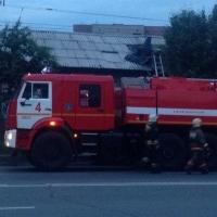50-летний мужчина погиб при пожаре на проходной омского асфальтового завода