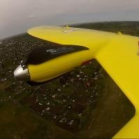 Владельца квадрокоптера накажут рублем за несанкционированный полет в Омске