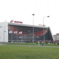 Президент омского «Авангарда» спокоен за судьбу арены