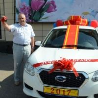 Ко Дню медработника лучшему врачу Омской области вручили ключи от автомобиля