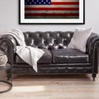 Кожаные диваны – шикарные произведения мебельного искусства