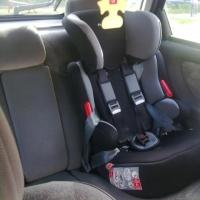 Омских водителей проверят на соблюдение правил перевозки детей
