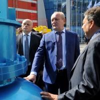 Омские предприятия продолжат увеличивать объемы поставок для «Газпрома»