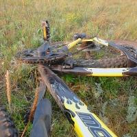 Жителя Омской области убило молнией во время грозы