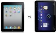 Битва планшетов XOOM vs IPad.