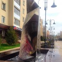Омские фонтаны включат к 9 мая