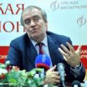 Валерий Гергиев: «Раскрученные имена - плохая тенденция»