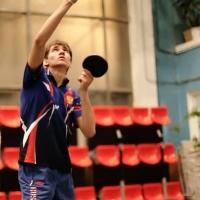 Омский сурдлимпиец победил в чемпионате России по настольному теннису