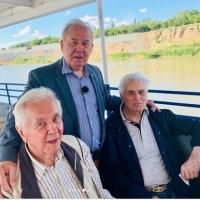 Экс-губернатор Омской области вспомнил, как строил каналы и города