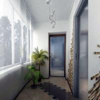 Отделка балкона «под ключ» в Новосибирске