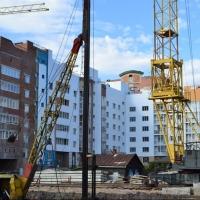 В Омской области подсели темпы ввода в эксплуатацию нового жилья