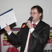 Автогонщик Александр Фабрициус может занять пост заместителя министра спорта области