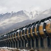 Строительство олимпийских объектов в Сочи вышло на финишную прямую