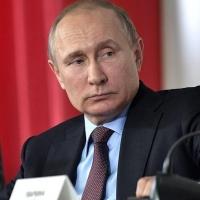 Бурков встретился с Путиным в Краснодаре