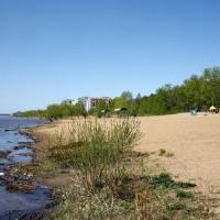 В Омске завершился пляжный сезон