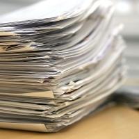 Разновидности офисной бумаги