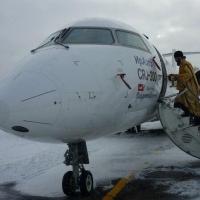 «Священный маркетинг»: омичи обсудили новость об освящении самолетов «ИрАэро»