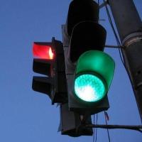 Светофор на пересечении улиц Фрунзе и Герцена стал работать по-новому
