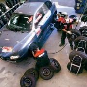 Услуги шиномонтажа в автомобильном сервисе