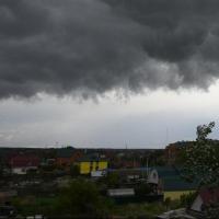 Омский пятничный ливень побил рекорд 1999 года