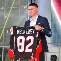 Евгений Медведев стал новым капитаном «Авангарда»