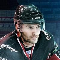 Александр Попов стал лучшим игроком «Авангарда»