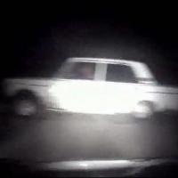 Под Омском подросток пытался скрыться от полиции на машине без номеров