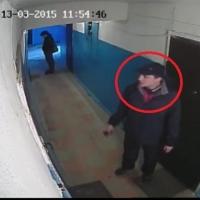 Камера засекла домушников (видео)