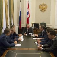 Бурков предложил сократить время на экспертизы для подведения питьевой воды в Омской области