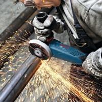 Как ведется демонтаж металлоконструкций
