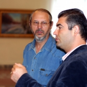 Анатолий и Станислав Коненко представят омичам золотую снежинку