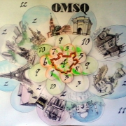 Омский Парк ● Omsk Square ● OMSQ