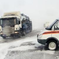 Дороги в Казахстан из Омской области закрыты
