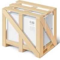 Упаковка промышленных грузов для перевозки