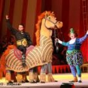Шебалину подарили шапито в Музыкальном театре