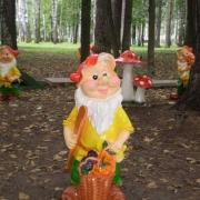 В Ленинском округе Омска появится Аллея сказок