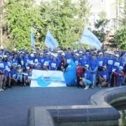 Более трехсот сотрудников ОАО «ОмскВодоканал» выйдут на старт XXI сибирского международного марафона