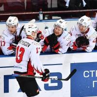 Победа омского «Авангарда» в матче с новокузнецким «Металлургом» определилась в буллитной серии
