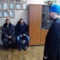 Священник напомнил алиментщикам о долге перед законом и детьми