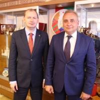 Представители Омской области и Беларуси встретятся на выставке «Агро-Омск» в 2018 году