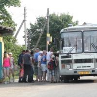 По просьбам омичей автобус № 54 теперь ходит до Николаевки