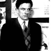 Маяковский прочитает омичам свои произведения